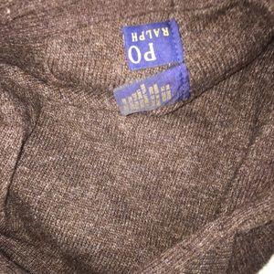 Polo by Ralph Lauren Accessories - Polo Ralph Lauren Wool Driving Cap, Brown